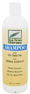 Tea Tree Therapy - Shampoo with Tea Tree Oil - 16 oz. (637792204806)