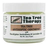 Image of Tea Tree Therapy - Tea Tree Antiseptic Ointment - 2 oz.