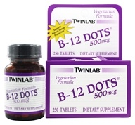 Twinlab - B12 pointille 500 le magnétocardiogramme. - 250 Points