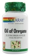 Solaray - Oil Of Oregano 150 mg. - 60 Softgels