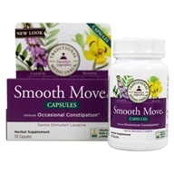Traditional Medicinals - Smooth Move Senna - 50 Capsules - $9.97