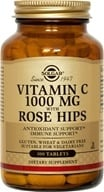 Solgar - Vitamin C With Rose Hips 1000 mg. - 100 Tablets by Solgar