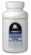 Source Naturals - L-Ornithine Powder Free-Form - 3.53 oz.