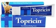 Topical BioMedics - Topricin Anti-Inflammatory Pain Relief Cream - 2 oz.