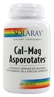 Solaray - Cal-Mag Asporotates - 120 Capsules by Solaray