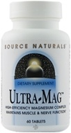 Source Naturals - Ultra-Mag - 60 Tablets, from category: Vitamins & Minerals