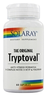 Solaray - The Original Tryptoval Anti-Stress Formula - 60 Capsules by Solaray