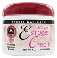 Image of Source Naturals - Phyto-Estrogen Cream - 4 oz.