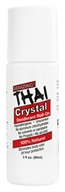 Thai Deodorant Stone - Thai Crystal Mist Roll-On Deodorant - 3 oz. (091639602789)