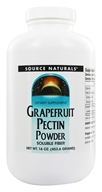 Source Naturals - Grapefruit Pectin Powder - 16 oz.
