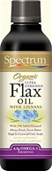 Spectrum Essentials - Flax Oil Organic Ultra Lignans - 16 oz.