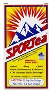 SPORTea - Hot Tea - 20 Bags, from category: Sports Nutrition