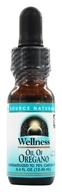 Source Naturals - Wellness Oil of Oregano - 0.5 oz. (021078015802)