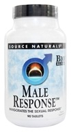 Source Naturals - Male Response - 90 Tablets with Oat Straw Extract