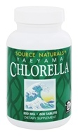 Source Naturals - Yaeyama Chlorella 200 mg. - 600 Tablets