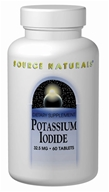 Source Naturals - Potassium Iodide 32.5 mg. - 60 Tablets (021078016236)
