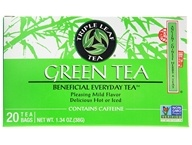 Triple Leaf Tea - Green Premium Tea - 20 Tea Bags (023991000019)