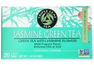 Triple Leaf Tea - Jasmine Green Tea - 20 Tea Bags (023991000026)