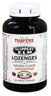 Thayers - Slippery Elm Lozenges with Rose Hips and Vitamin C Tangerine - 150 Lozenges