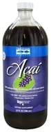 Trace Minerals Research - Acai with Pomegranate Blueberry and Red Sour Cherry - 32 oz.