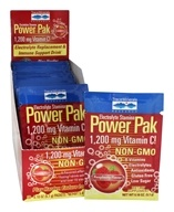 Image of Trace Minerals Research - Electrolyte Stamina Power Pak Raspberry - 32 Packet(s)