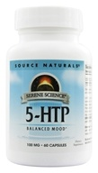 Serene Science 5-HTP for Balanced Mood 100 mg. - 60 Capsules