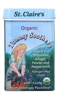 St. Claire's Organics - Organic Tummy Soothers Aromatherapy Pastilles - 1.44 oz.