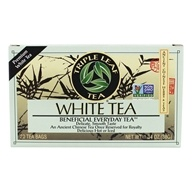 Image of Triple Leaf Tea - White Tea - 20 Tea Bags