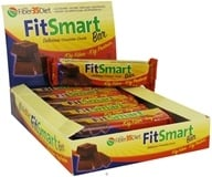 Fiber 35 Diet - FitSmart Protein Bar Delicious Chocolate Chunk - 2.1 oz.