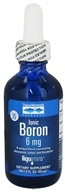 Trace Minerals Research - Liquid Ionic Boron - 2 oz. - $9.22