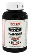 Thayers - Slippery Elm Lozenges Cherry - 150 Lozenges - $9.91