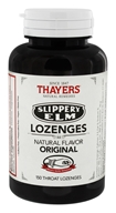 Thayers - Slippery Elm Lozenges Original - 150 Lozenges - $9.91