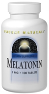 Source Naturals - Melatonin 3 mg. - 120 Tablets (021078005513)