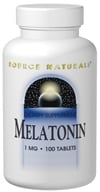 Image of Source Naturals - Melatonin 3 mg. - 120 Tablets