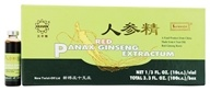 Image of Superior Trading Company - Red Panax Ginseng Extract - 10 Vial(s)