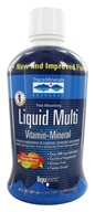 Trace Minerals Research - Liquid Vita-Minerals Orange Mango - 32 oz.