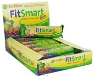 Fiber 35 Diet - FitSmart Protein Bar Delicious Cranberry Apple - 2.1 oz.