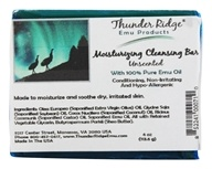 Thunder Ridge Emu Products - Emu Bar Soap Unscented - 1 Bars by Thunder Ridge Emu Products