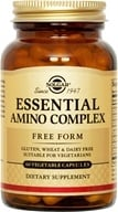 Solgar - Essential Amino Complex Free Form - 60 Vegetarian Capsules, from category: Nutritional Supplements