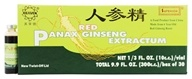 Superior Trading Company - Red Panax Ginseng Extract - 30 Vial(s), from category: Herbs