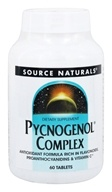 Image of Source Naturals - Pycnogenol Complex - 60 Tablets