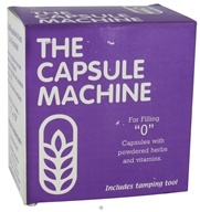 Capsule Connections - The Capsule Machine For Filling 0, from category: Nutritional Supplements