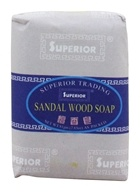 Superior Trading Company - Sandalwood Soap - 2.85 oz. - $0.63