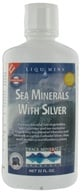 Trace Minerals Research - Sea Minerals With Silver - 32 oz. (878941000973)