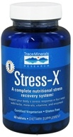 Trace Minerals Research - Stress-X - 60 Tablets, from category: Nutritional Supplements