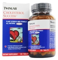 Twinlab - Cholesterol Success - 120 Tablets