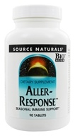 Image of Source Naturals - Aller-Response - 90 Tablets