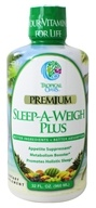 Tropical Oasis - Sleep-A-Weigh Plus - 32 oz., from category: Diet & Weight Loss