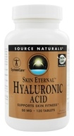 Source Naturals - Skin Eternal Hyaluronic Acid 50 mg. - 120 Tablets