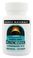 Image of Source Naturals - Dibencozide Sublingual Coenzymated B-12 10000 mcg. - 30 Tablets
